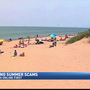 Precautions to avoid the summer scammer blues