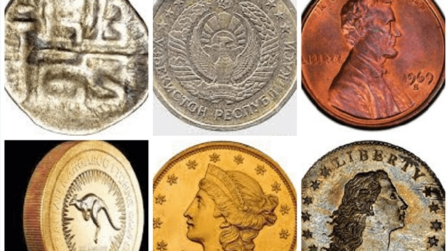 Six Coins That Broke World Records