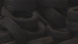 Residents cash in scrap tires at Montgomery County Tire Buyback