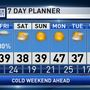 The Weather Authority | Warm Today; Back In The Deep Freeze Over The Weekend