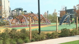 Titletown District park hosts grand-opening