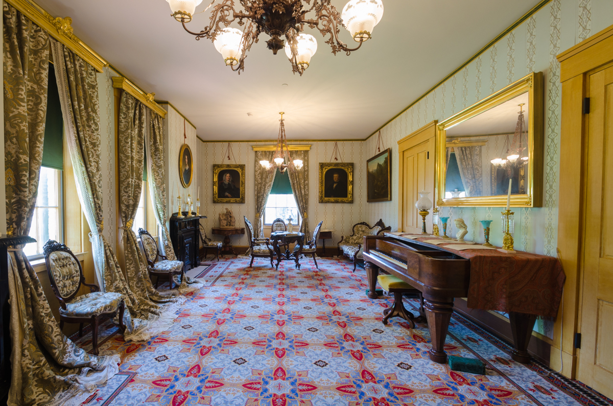 MUSEUM #3: William Howard Taft National Historic Site /ADDRESS: 2038 Auburn Avenue (45219) / DESCRIPTION: The 27th US President's childhood home is maintained by the National Parks Service. Rangers offer free guided tours every 30 minutes. / HOURS: Daily from 8:30 AM-4:45 PM / COST: Free / Image: Phil Armstrong, Cincinnati Refined // Published: 7.12.19