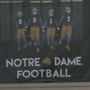 'The Shirt' unveiled at Notre Dame