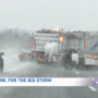 "Big storm, Big plow: DOT says you'll be seeing more of plow with ""jackknife"" maneuver"