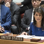 Haley: US 'locked and loaded' to strike Syria again if necessary