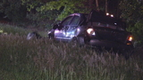 Car rolls over on I-95 in Attleboro