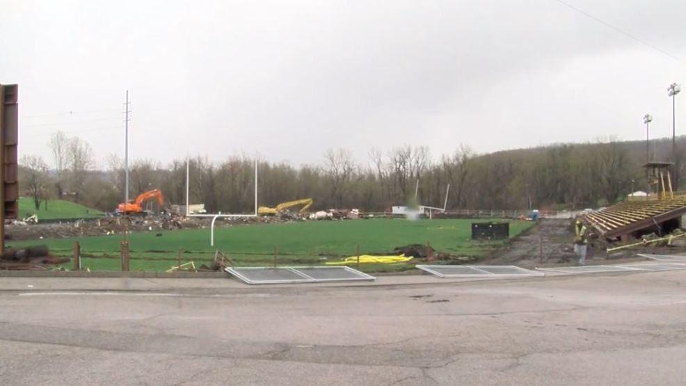 Work begins on $9 million athletic complex project in Marshall County