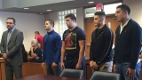 Four Robert Vela High School football players charged in vandalism case