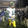 Rodgers signing autographs to benefit Salvation Army
