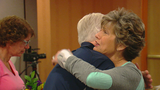 Donor family meets liver recipient for 1st time