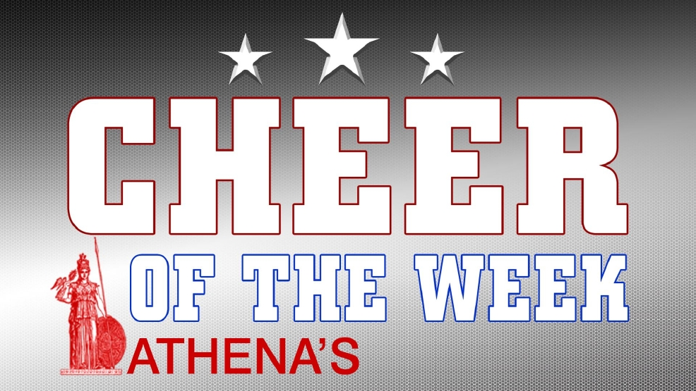 Cheer of the Week - Dover Crimson Tornadoes