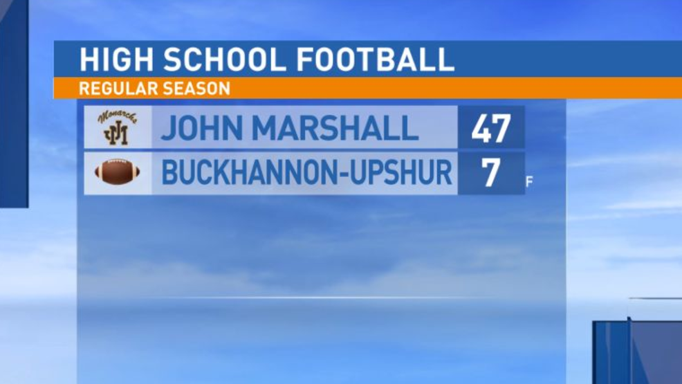 10.4.19 Highlights: John Marshall at Buckhannon-Upsher