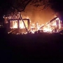 Home south of Veneta destroyed by fire