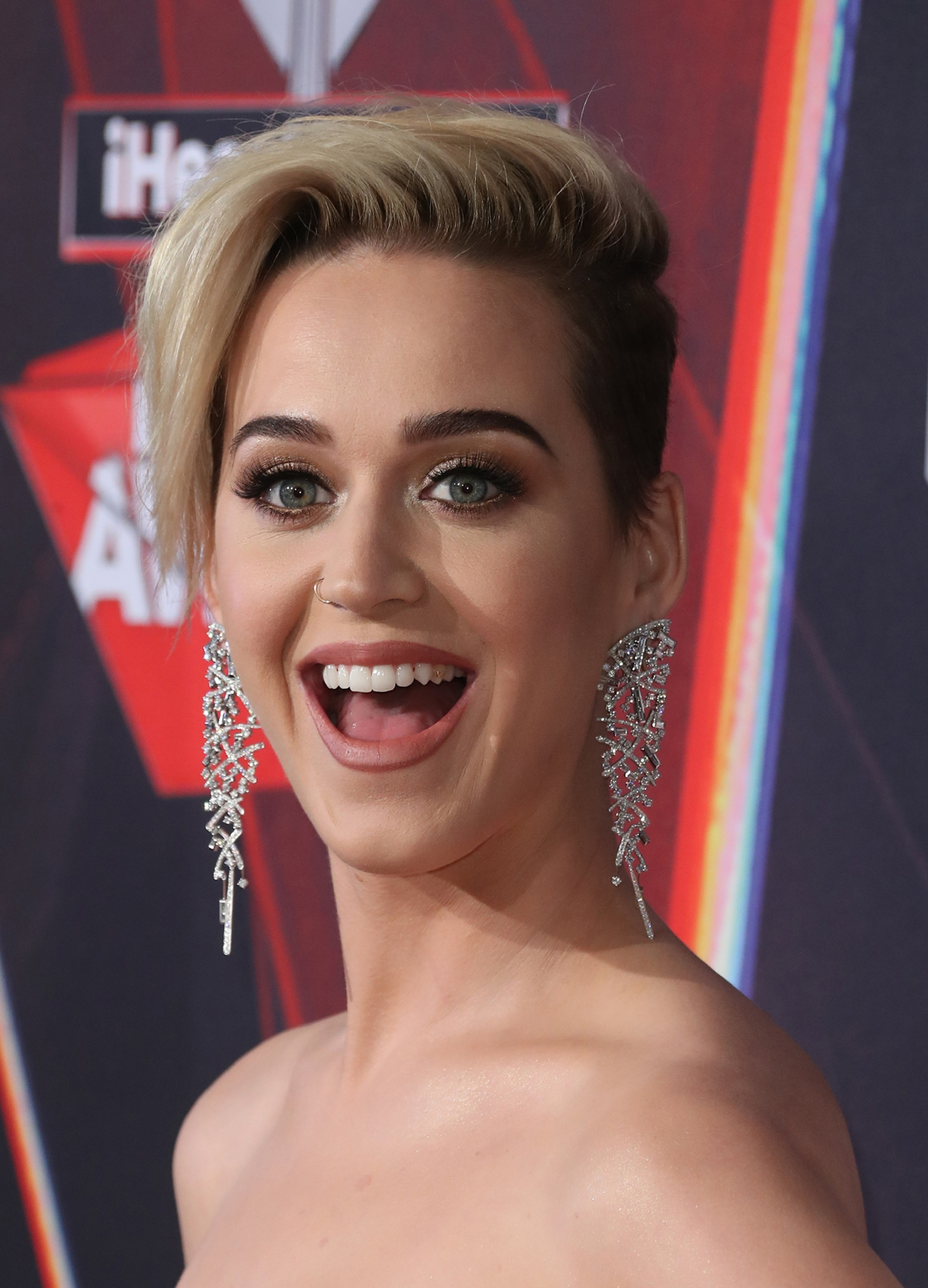 2017 iHeartRadio Music Awards  Featuring: Katy Perry Where: Los Angeles, California, United States When: 06 Mar 2017 Credit: FayesVision/WENN.com