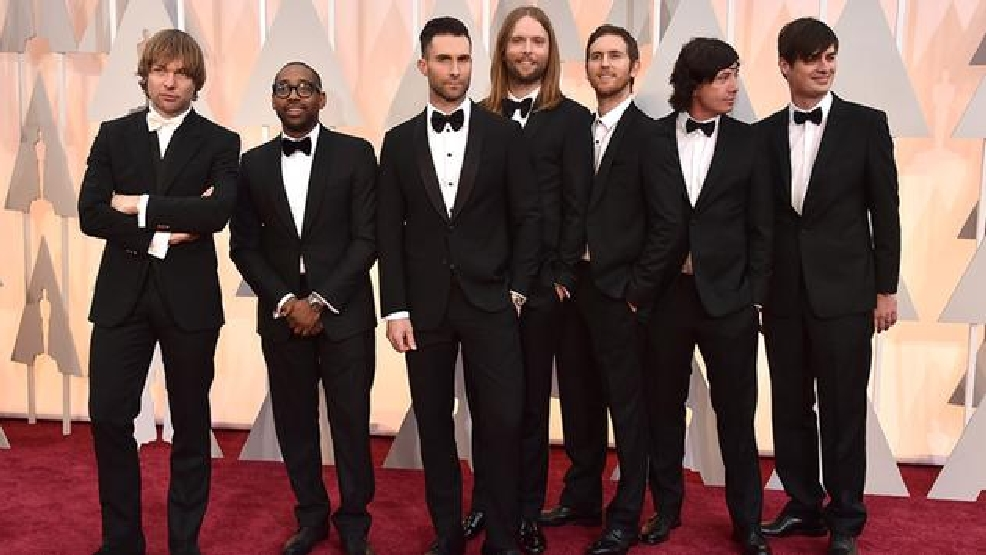 Maroon 5 cancels North Carolina shows, cites House Bill 2
