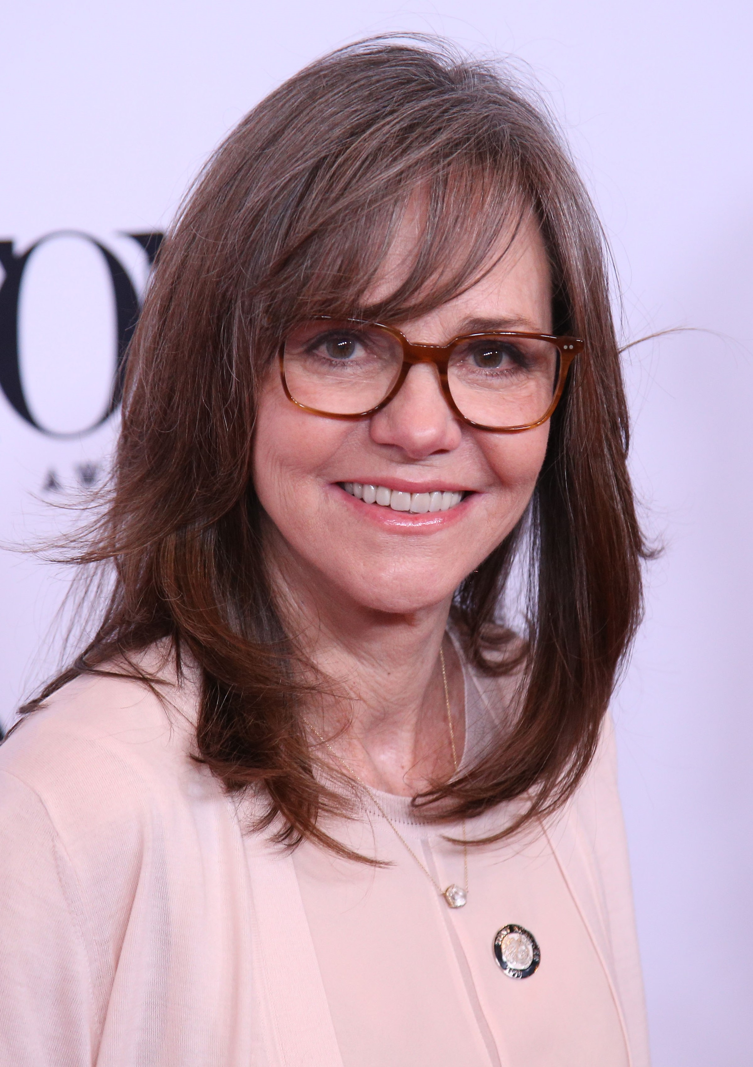 Meet the 2017 Tony Award Nominees Reception held at the Sofitel - Arrivals.  Featuring: Sally Field Where: New York, New York, United States When: 03 May 2017 Credit: Joseph Marzullo/WENN.com  **No Contact Music**