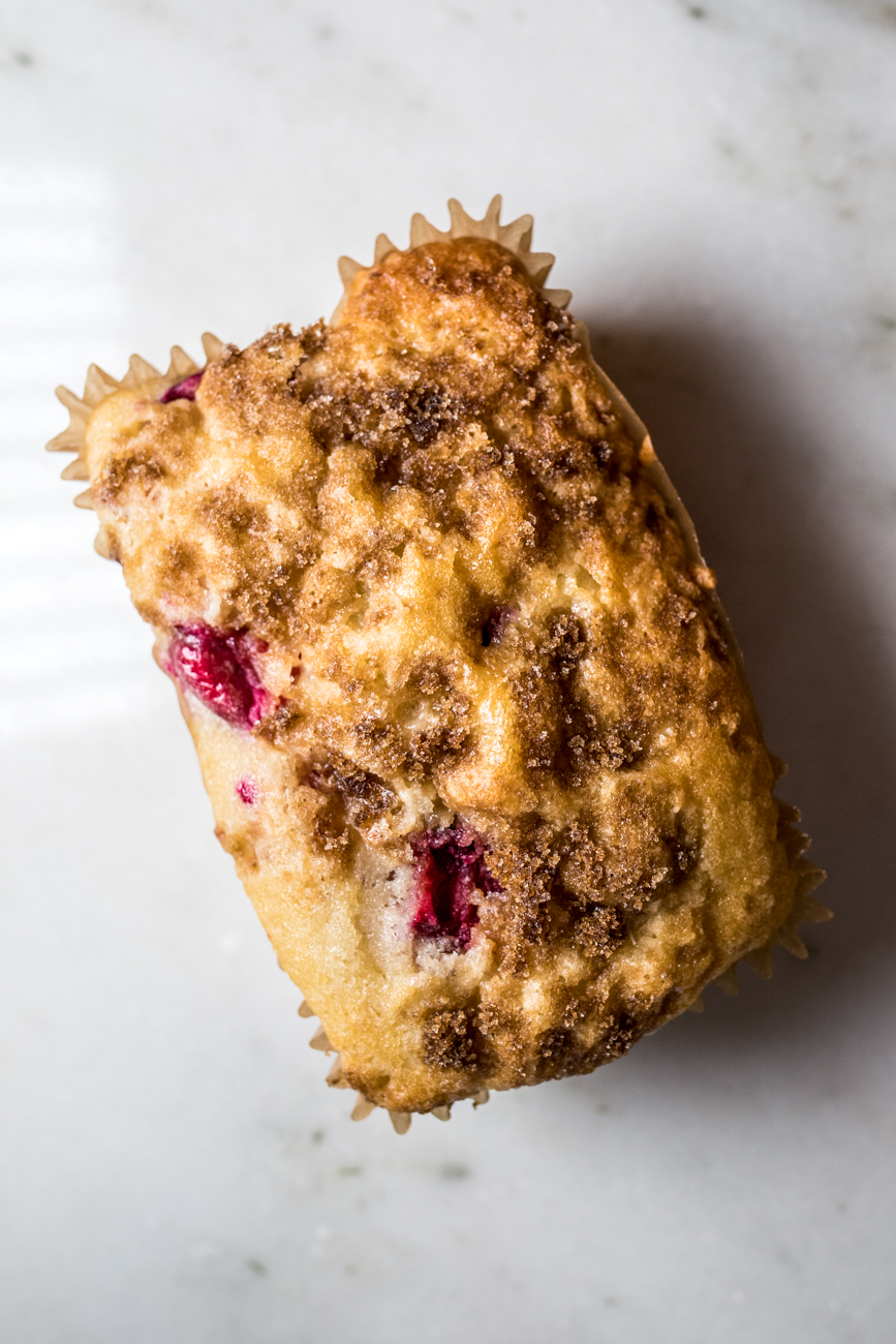 Cranberry brown sugar loaf / Image: Catherine Viox // Published: 7.14.20