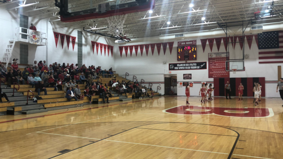 2.4.19. Highlights: Bellaire vs. Union Local - 3A OVAC Girl's Semi