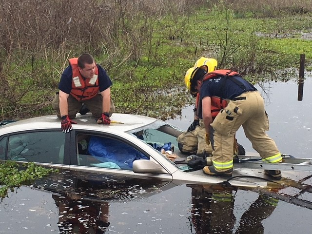 Photo courtesy of Alachua County Fire-Rescue.